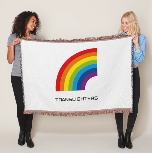 How to use Translighters Digital Products blankey