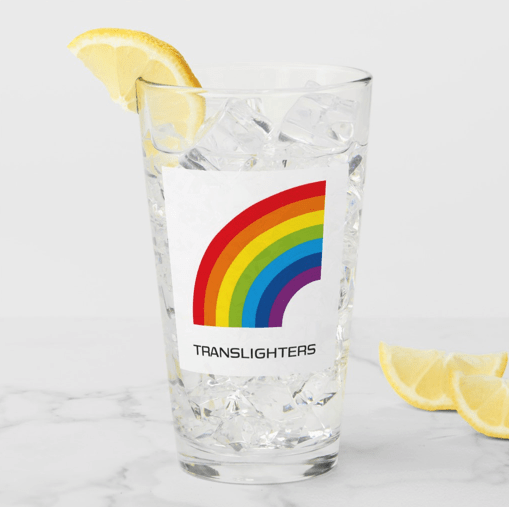 How to use Translighters Digital Products water glass